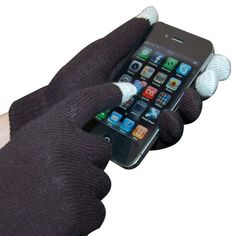 Gloves for texting and iphone #gift #gifts #christmas  do these work?