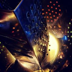 #metal #grater #reflection #light #iphone   Flickr - Photo Sharing!