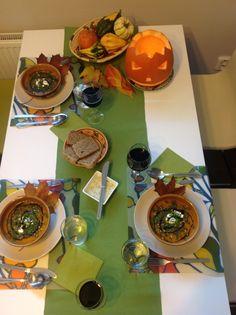 Our Haloween dinner
