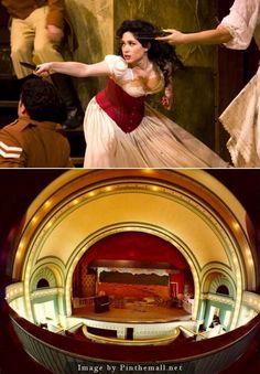 Carmen/Cheboygan Opera House - created via http://pinthemall.net