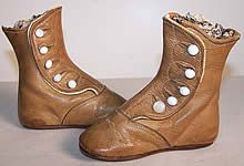 1880s Baby Boots