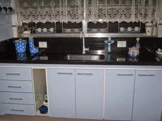 Cozinha Azul Maravilhosa da Leitora Cida Souza!