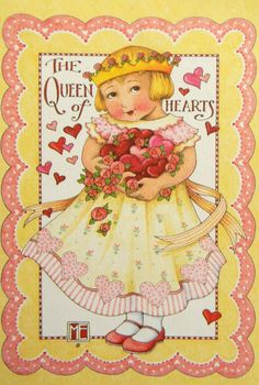 The Queen of Hearts-Mary Englebreit
