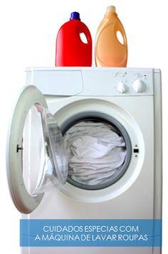 limpeza de maquina de lavar
