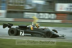 "Stefan Bellof - Maurer MM82 BMW/Heidegger - Maurer Motorsport - XXVI B.A.R.C. ""200"" (Thruxton Circuit) - XI Jochen Rindt Trophy - 1982 European Championship for F2 Drivers, round 3"