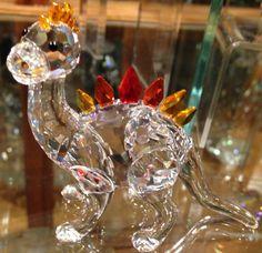 Swarovski dinosaur - From my collection.