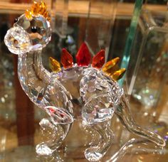 Swarovski dinosaur - From my collection.