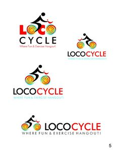 LOCO CYCLE, custom indoor cycles, Schwinn bikes, custom designed logo, custom designed flywheel, spin, spinning, custom designed bike numbers, custom designed indoor cycling studio, spin studio, Custom Indoor Cycles, Andrew Sandoval