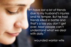 Learn more about our Hearts of Valor program for caregivers of wounded warriors.