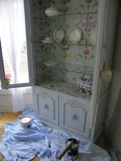 1940s china cabinet for living room | chavez alycia the big break