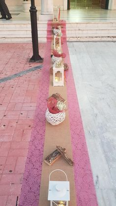 Easy Wedding | Στολισμός εκκλησίας Fey's style