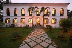 The gorgeous Siolim House - Goa, India.