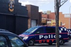 police raid the bandidos clubhouse in melbourne