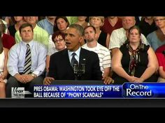 OBAMANATION,  Trey Gowdy BLASTS Jay Carney For Phony Scandals Comment