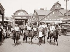 Old Picture of the Day: Coney Island