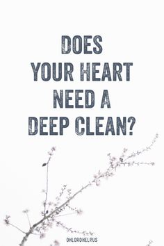 Allowing The Lord to Deep Clean Our Hearts When it comes to our hearts, a surface cleaning won't suffice; the Lord is in the business of deep cleaning in order to set us free. Women of Faith Scripture Study, Bible Verses, Scriptures, Free Daily Devotional, Christian Daily Devotional, Women Of Faith, Spiritual Growth, Deep Cleaning, Faith Quotes