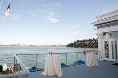 Reception at the Corinthian Yacht Club.