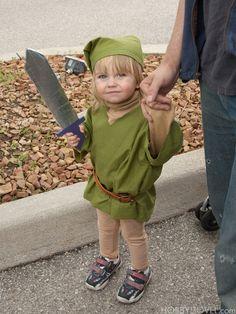 Baby Link cosplay at AN 2011 ~ #Zelda cosplays