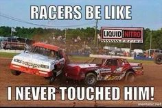 Fits perfect! Dirt track racing