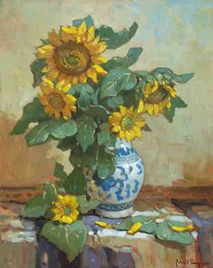 "John C. Traynor - ""The Sunflowers"""