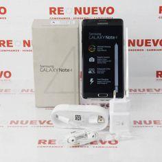 SAMSUNG NOTE 4 32Gb Libre Nuevo No precintado E276761   Tienda online de segunda mano en Barcelona Re-Nuevo