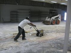 Commercial Demolition is a special type of demolition because of the fact that the crew has to work fast and accurately to minimize the downtime of a business during the demolition and renovation process.