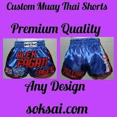 490dfb24da Custom Muay Thai Shorts at Premium Quality