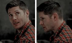"[gifset] 10x12 About A Boy #SPN #Dean - This one was GOOD! Me is liking the no-demons, no-angels, no-Cas episodes, and getting back to the ""Saving people, hunting things"" theme."