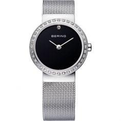 02c37228e88ab 10725-012. bering women s milanese silver watch