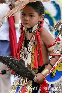 Native American boy. Adorable!