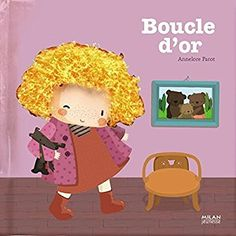 Boucle d'or Album Jeunesse, Milan, Illustrators, Family Guy, Creative, Fictional Characters, Images, Children Books, Amazon