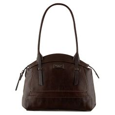 Buy Radley Clayton Medium Zipped Tote Handbag Online at johnlewis.com