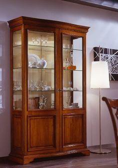 Crockery Cabinet, China Cabinet, Shelf Design, Cabinet Design, Cabinets For Sale, Home Interior Design, Room Inspiration, Glass Cabinets, Shelves