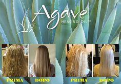 Prima di partire per le ferie, fatevi un regalo! Vivete l'Estate con Agave Smoothing, per 2 mesi di capelli perfettamente lisci e senza effetto crespo grazie ai suoi estratti naturali di Agave Azzurra ;-)