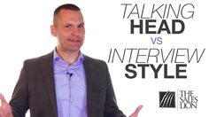 Talking Head vs Interview Style Videos: Which is best? - YouTube