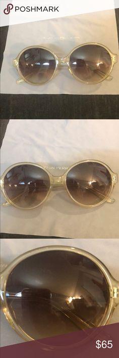 d7669fc22667 Barton Perreira Sunglasses - Bouvier Barton Perreira Sunglasses - Bouvier  Like new Clear white No scratches Barton Perreira Accessories Sunglasses
