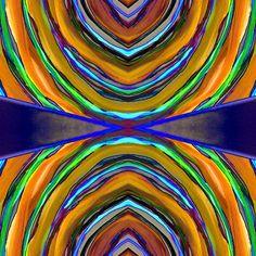Psychedelic Circle Bump Supreme