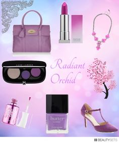 How to Wear Radiant Orchid Pantone Color of the Year   Prime Beauty Blog #radiantorchid #beauty #fashion
