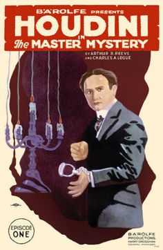 Harry Houdini Prints by AllPosters.co.uk
