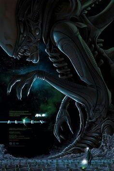 Alien Horror Movie