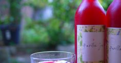 赤紫蘇は梅干しだけのものじゃない!昔からのおばあちゃんの知恵。夏バテに風邪にも若返りにも!元気もりもり紫蘇パワー!
