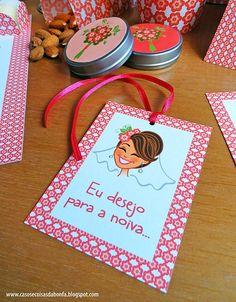 Casos e Coisas da Bonfa: Novo kit de festa em PDF para Chá de Panela, Despedida de Solteira ou Chá de Lingerie na LOJA DA BONFA