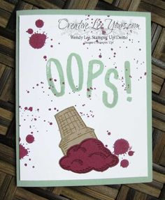 Sprinkles of Life Ice Cream by Jennifer Moretz, #creativeleeyours, diemonds team meeting, Stampin' Up!, Wendy Lee