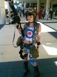 tank girl cosplay - Google Search