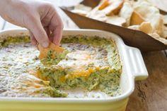 Spicy Cheddar-Jack Cauliflower Dip | Whole Foods Market