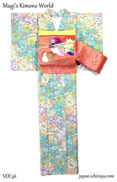 *** Mugi's Kimono World *** 2014 Best of KAWAII ranking !!