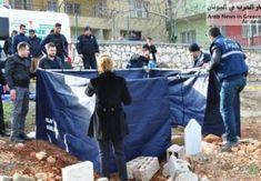 """تركيا : السلطات تأمر بفتح قبر طفل سوري و اعتقال والده بعد دفنه دون الحصول على """" تقرير وفاة و إذن دفن """""""