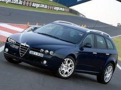 2006 Alfa Romeo 159 Sportwagon Q4