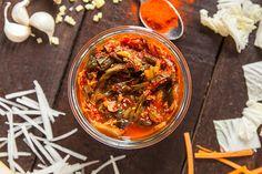 Mo's Vegan Kimchi Recipe