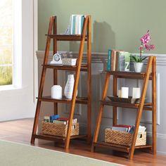 Yorktown Folding Bookcase